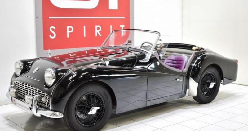 Triumph TR3 A  occasion à La Boisse