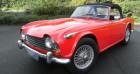 Triumph TR4 A Rouge à ST JEAN DU CARDONNAY 76