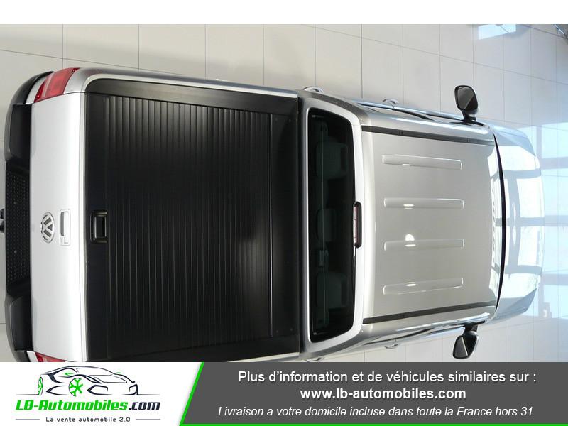 Volkswagen Amarok 2.0 TDI 180 4WD AUTO TRENDLINE Gris occasion à Beaupuy - photo n°10