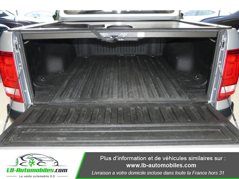 Volkswagen Amarok 2.0 TDI 180 4WD AUTO TRENDLINE Gris occasion à Beaupuy - photo n°18