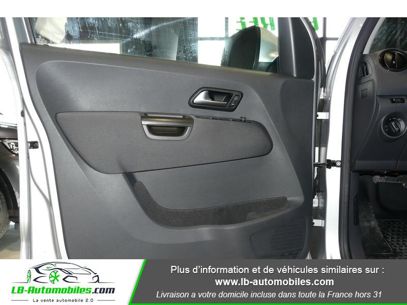 Volkswagen Amarok 2.0 TDI 180 4WD AUTO TRENDLINE Gris occasion à Beaupuy - photo n°20