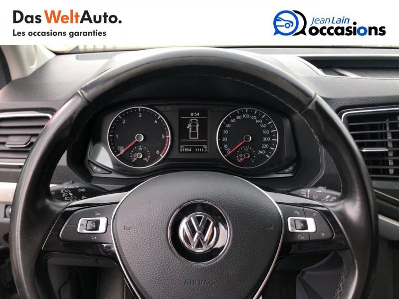 Volkswagen Amarok AMAROK DC 3.0 TDI 224 4MOTION 4X4 PERMANENT BVA8 CARAT 4p Gris occasion à La Motte-Servolex - photo n°12