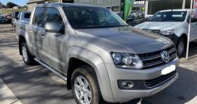 Volkswagen Amarok occasion à ST BONNET LE FROID