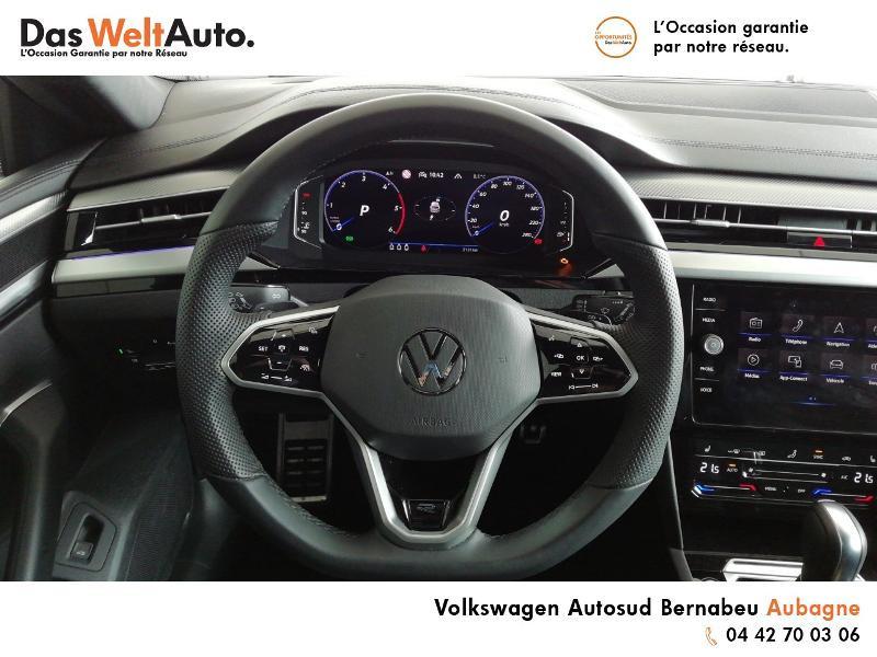 Volkswagen Arteon 2.0 TDI 150ch R-line Exclusive DSG7 Noir occasion à Aubagne - photo n°7