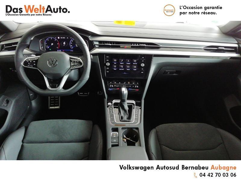 Volkswagen Arteon 2.0 TDI 150ch R-line Exclusive DSG7 Noir occasion à Aubagne - photo n°6