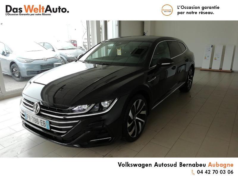 Volkswagen Arteon 2.0 TDI 150ch R-line Exclusive DSG7 Noir occasion à Aubagne