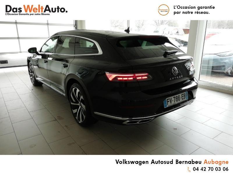 Volkswagen Arteon 2.0 TDI 150ch R-line Exclusive DSG7 Noir occasion à Aubagne - photo n°3