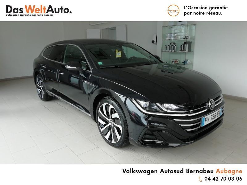 Volkswagen Arteon 2.0 TDI 150ch R-line Exclusive DSG7 Noir occasion à Aubagne - photo n°2