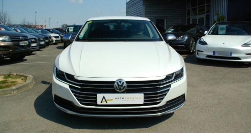 Volkswagen Arteon 2.0 TDI 190 4Motion Elegance DSG7 Blanc occasion à SAINT MAXIMUM - photo n°2
