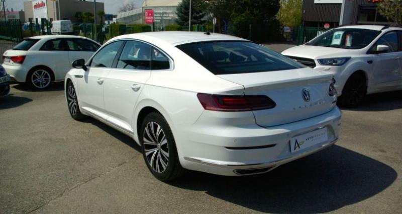 Volkswagen Arteon 2.0 TDI 190 4Motion Elegance DSG7 Blanc occasion à SAINT MAXIMUM - photo n°4