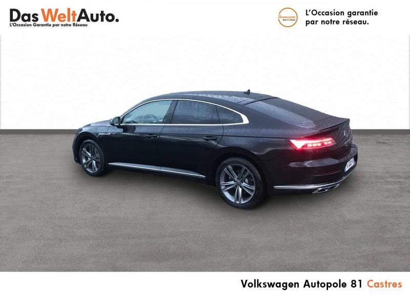 Volkswagen Arteon Arteon 2.0 TDI EVO SCR 150 DSG7 R-Line 5p Noir occasion à Castres - photo n°4