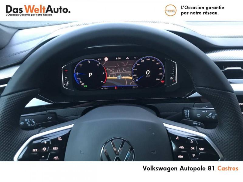 Volkswagen Arteon Arteon 2.0 TDI EVO SCR 150 DSG7 R-Line 5p Noir occasion à Castres - photo n°10