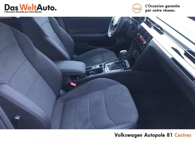 Volkswagen Arteon Arteon 2.0 TDI EVO SCR 150 DSG7 R-Line 5p Noir occasion à Castres - photo n°7