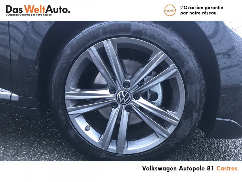 Volkswagen Arteon Arteon 2.0 TDI EVO SCR 150 DSG7 R-Line 5p Noir occasion à Castres - photo n°9
