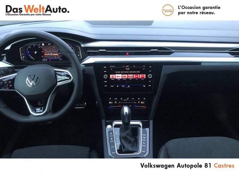Volkswagen Arteon Arteon 2.0 TDI EVO SCR 150 DSG7 R-Line 5p Noir occasion à Castres - photo n°5
