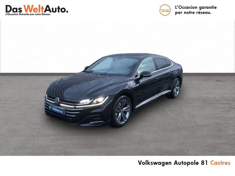 Volkswagen Arteon Arteon 2.0 TDI EVO SCR 150 DSG7 R-Line 5p Noir occasion à Castres