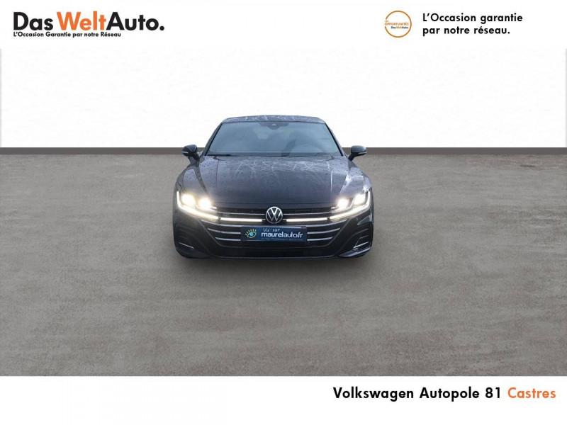 Volkswagen Arteon Arteon 2.0 TDI EVO SCR 150 DSG7 R-Line 5p Noir occasion à Castres - photo n°2