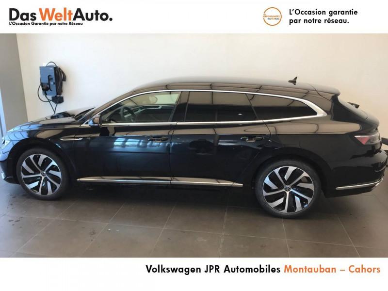 Volkswagen Arteon Arteon 2.0 TDI EVO SCR 150 DSG7 R-Line 5p Noir occasion à Cahors - photo n°2