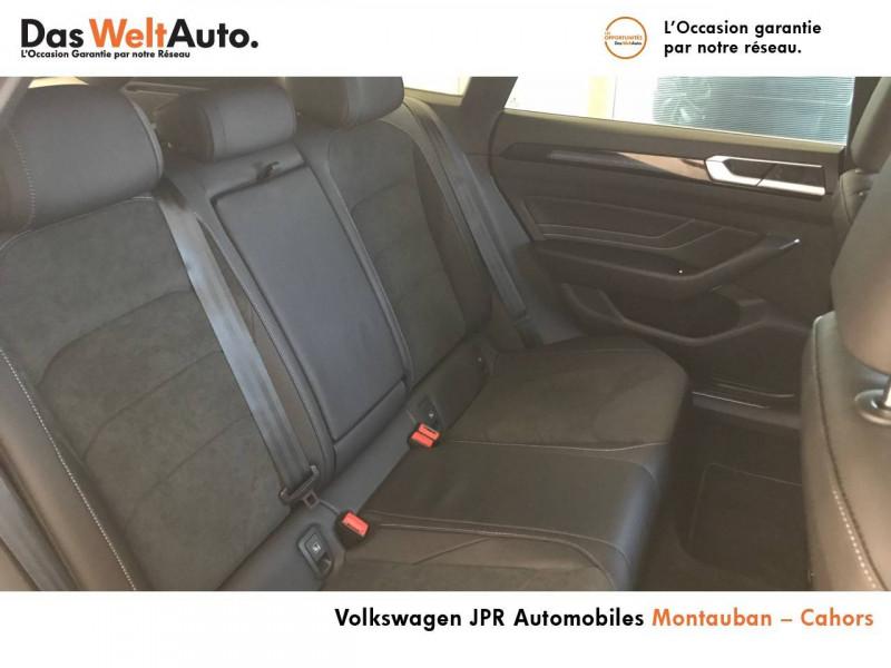 Volkswagen Arteon Arteon 2.0 TDI EVO SCR 150 DSG7 R-Line 5p Noir occasion à montauban - photo n°6