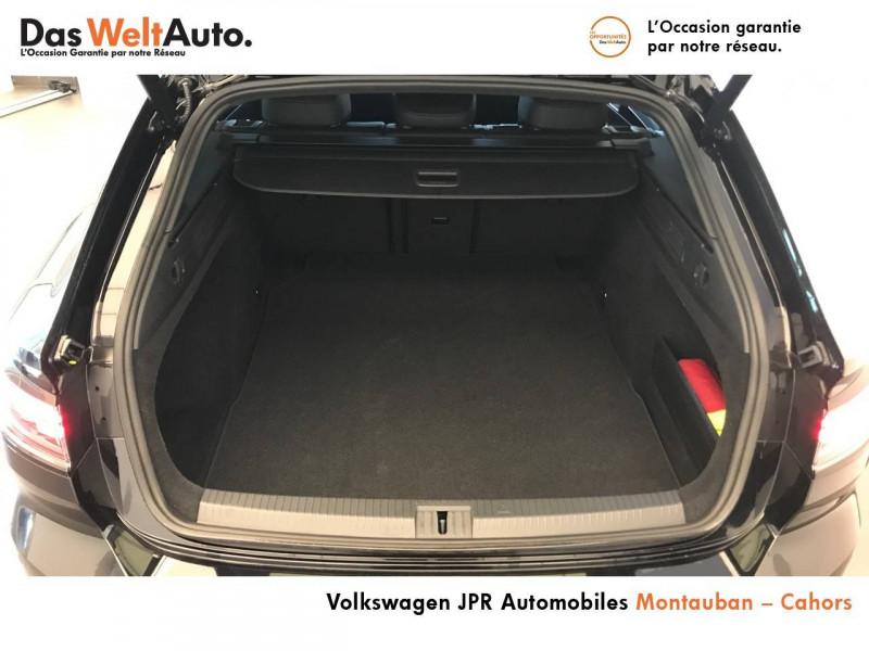Volkswagen Arteon Arteon 2.0 TDI EVO SCR 150 DSG7 R-Line 5p Noir occasion à montauban - photo n°10
