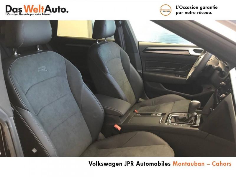 Volkswagen Arteon Arteon 2.0 TDI EVO SCR 150 DSG7 R-Line 5p Noir occasion à montauban - photo n°5