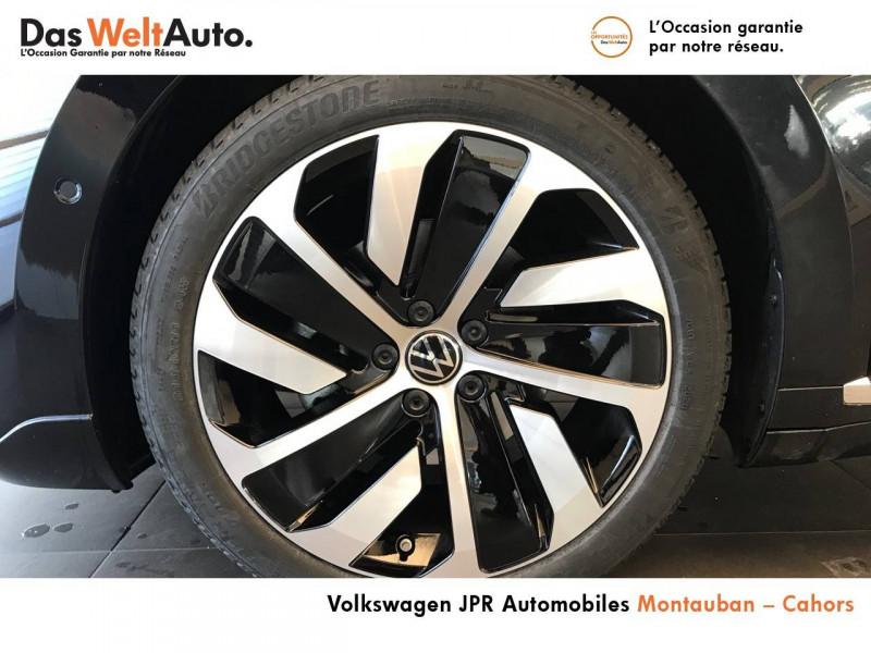 Volkswagen Arteon Arteon 2.0 TDI EVO SCR 150 DSG7 R-Line 5p Noir occasion à montauban - photo n°8