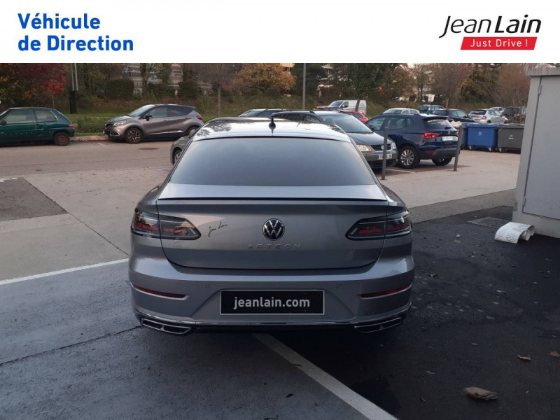 Volkswagen Arteon Arteon 2.0 TDI EVO SCR 150 DSG7 R-Line 5p Gris occasion à Crolles - photo n°6