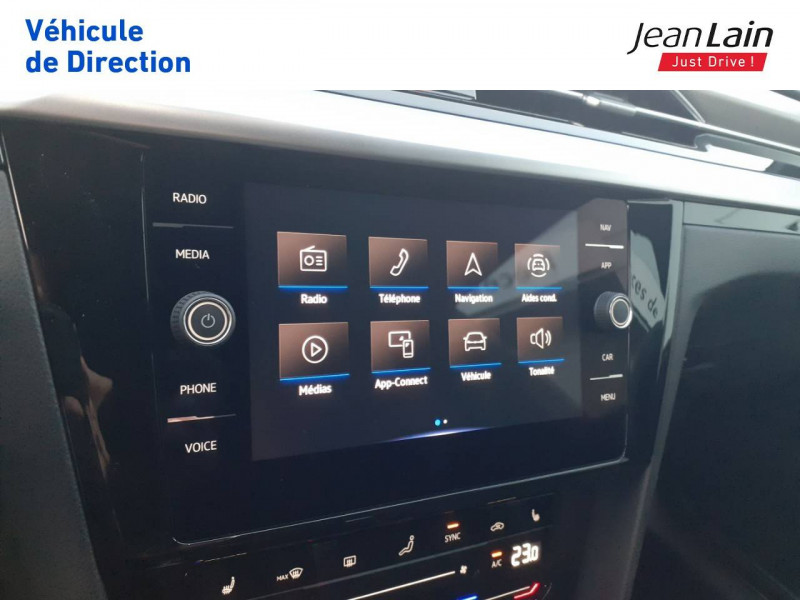 Volkswagen Arteon Arteon 2.0 TDI EVO SCR 150 DSG7 R-Line 5p Gris occasion à Crolles - photo n°16