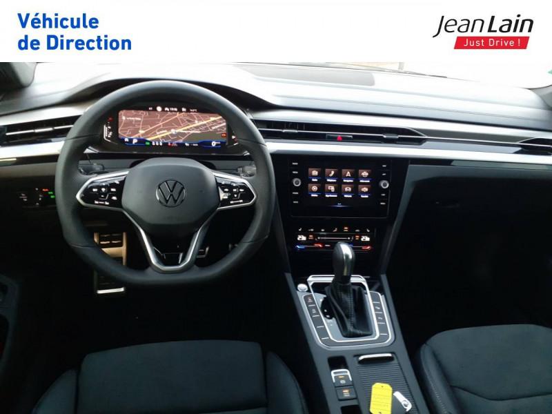 Volkswagen Arteon Arteon 2.0 TDI EVO SCR 150 DSG7 R-Line 5p Gris occasion à Crolles - photo n°18