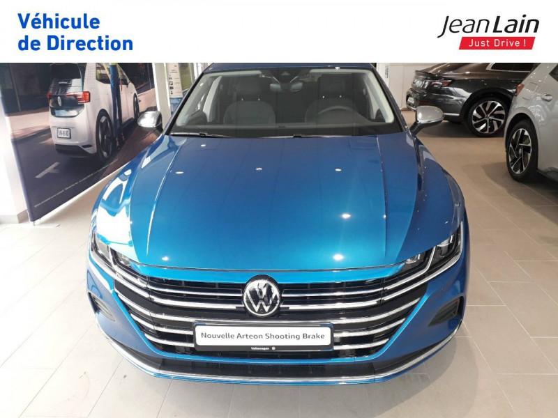 Volkswagen Arteon Arteon Shooting Brake 2.0 TDI EVO SCR 150 DSG7 Elegance 5p Bleu occasion à Seynod - photo n°2
