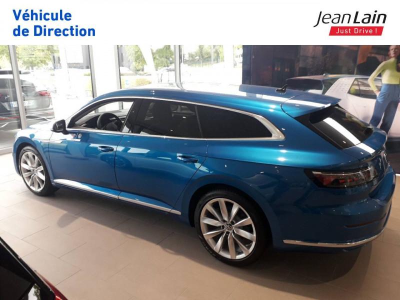 Volkswagen Arteon Arteon Shooting Brake 2.0 TDI EVO SCR 150 DSG7 Elegance 5p Bleu occasion à Seynod - photo n°8