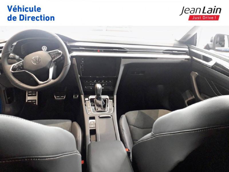 Volkswagen Arteon Arteon Shooting Brake 2.0 TDI EVO SCR 150 DSG7 Elegance 5p Bleu occasion à Seynod - photo n°11
