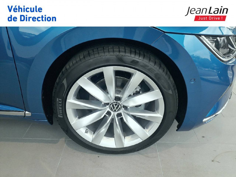 Volkswagen Arteon Arteon Shooting Brake 2.0 TDI EVO SCR 150 DSG7 Elegance 5p Bleu occasion à Seynod - photo n°9