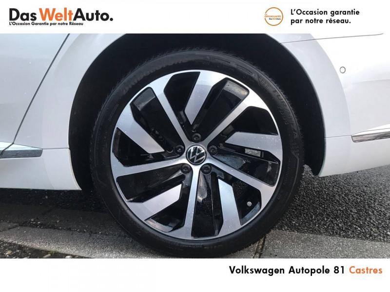 Volkswagen Arteon Arteon Shooting Brake 2.0 TDI EVO SCR 150 DSG7 R-Line 5p Blanc occasion à Castres - photo n°9