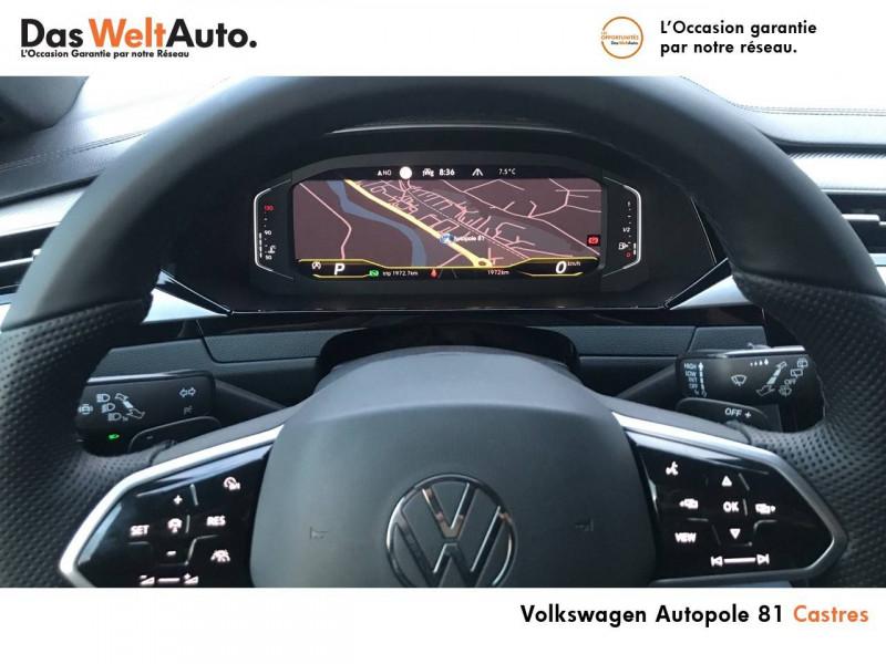 Volkswagen Arteon Arteon Shooting Brake 2.0 TDI EVO SCR 150 DSG7 R-Line 5p Blanc occasion à Castres - photo n°10