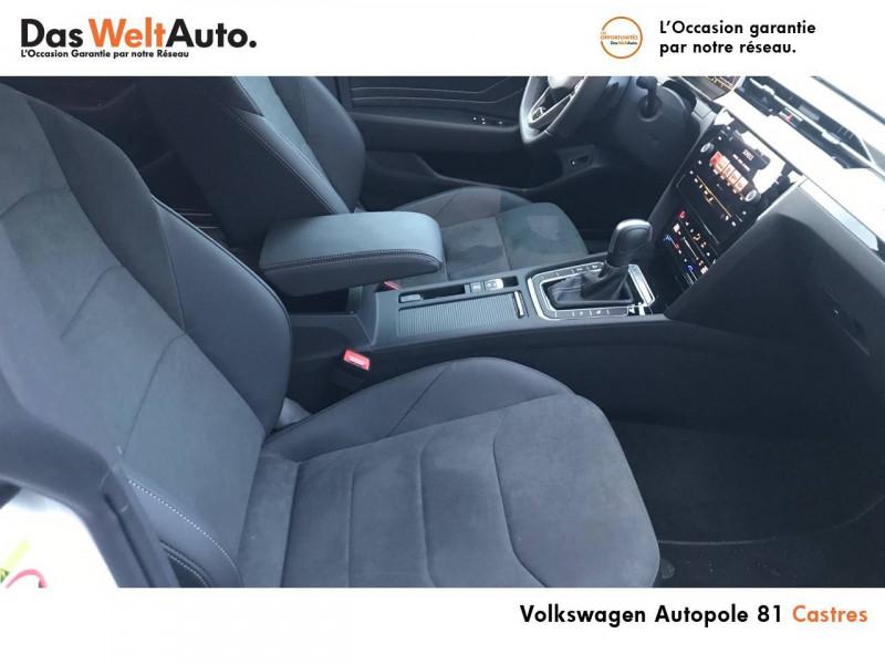 Volkswagen Arteon Arteon Shooting Brake 2.0 TDI EVO SCR 150 DSG7 R-Line 5p Blanc occasion à Castres - photo n°6