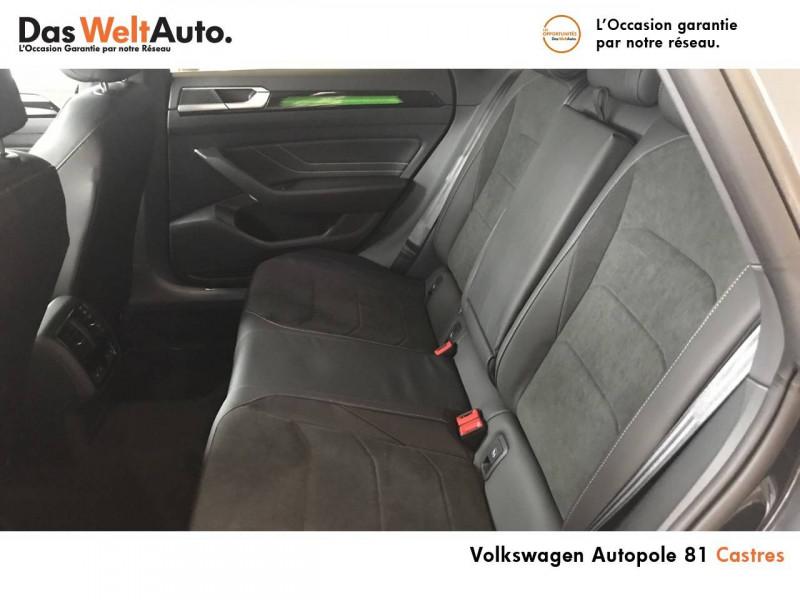 Volkswagen Arteon Arteon Shooting Brake 2.0 TDI EVO SCR 150 DSG7 R-Line 5p Gris occasion à Castres - photo n°8
