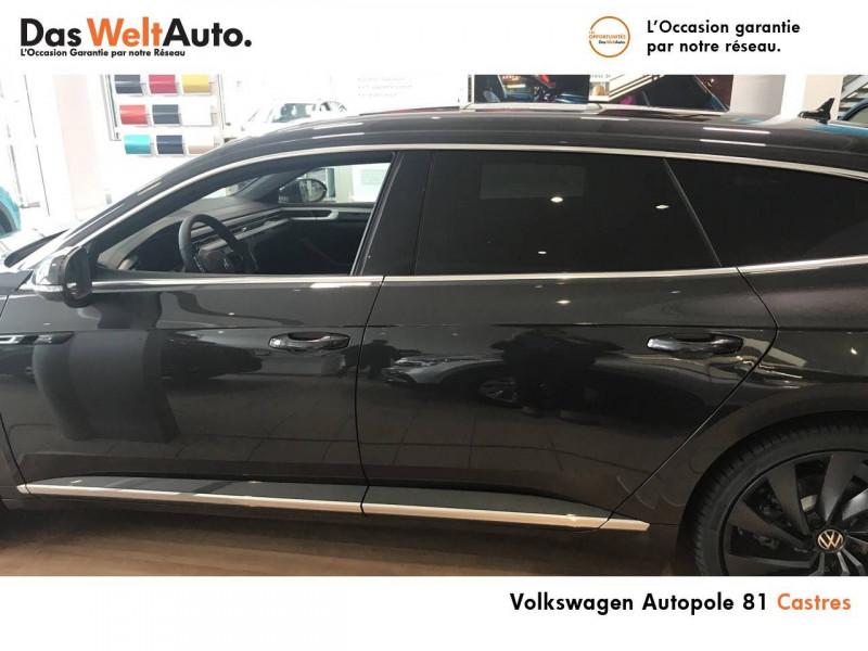 Volkswagen Arteon Arteon Shooting Brake 2.0 TDI EVO SCR 150 DSG7 R-Line 5p Gris occasion à Castres - photo n°2