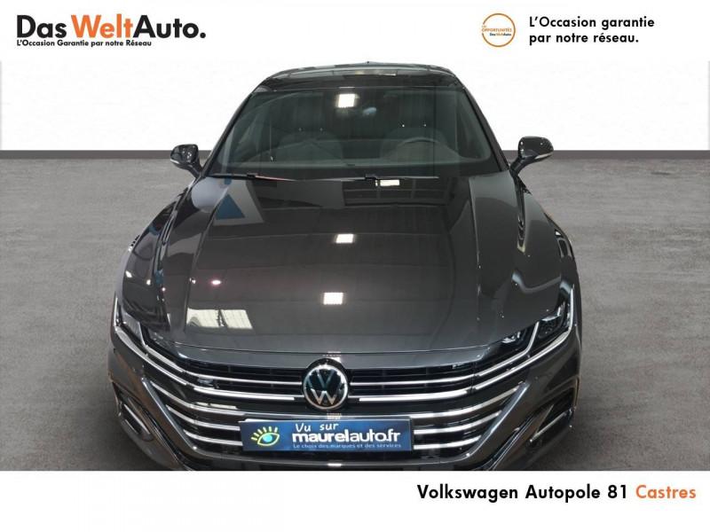 Volkswagen Arteon Arteon Shooting Brake 2.0 TDI EVO SCR 150 DSG7 R-Line 5p Gris occasion à Castres - photo n°9