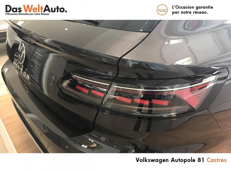 Volkswagen Arteon Arteon Shooting Brake 2.0 TDI EVO SCR 150 DSG7 R-Line 5p Gris occasion à Castres - photo n°3