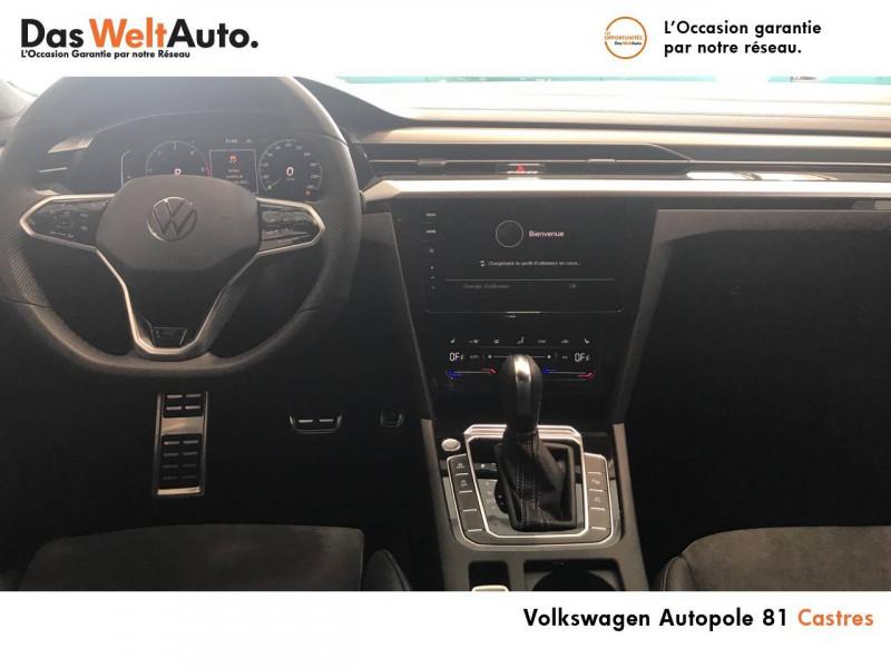 Volkswagen Arteon Arteon Shooting Brake 2.0 TDI EVO SCR 150 DSG7 R-Line 5p Gris occasion à Castres - photo n°6