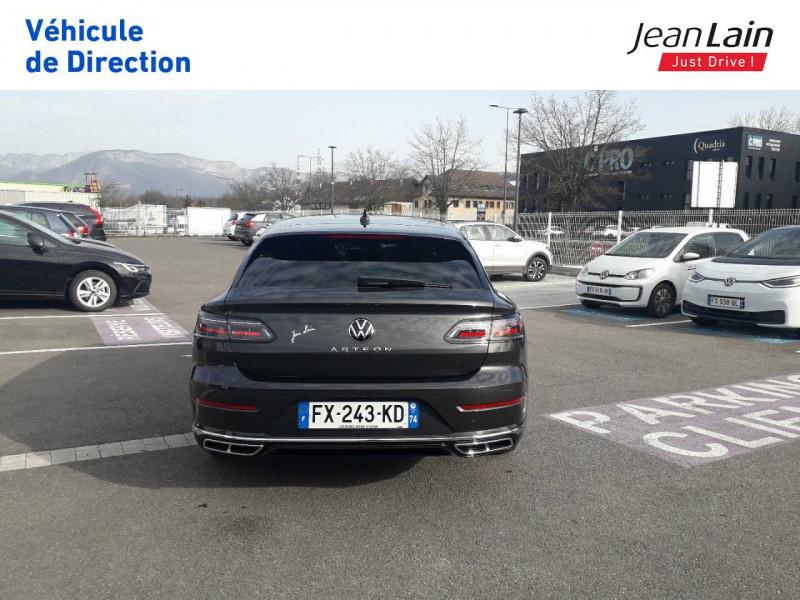 Volkswagen Arteon Arteon Shooting Brake 2.0 TDI EVO SCR 150 DSG7 R-Line 5p Gris occasion à Seynod - photo n°6