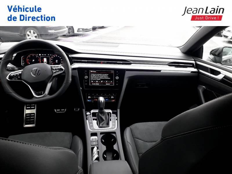 Volkswagen Arteon Arteon Shooting Brake 2.0 TDI EVO SCR 150 DSG7 R-Line 5p Noir occasion à Seynod - photo n°11