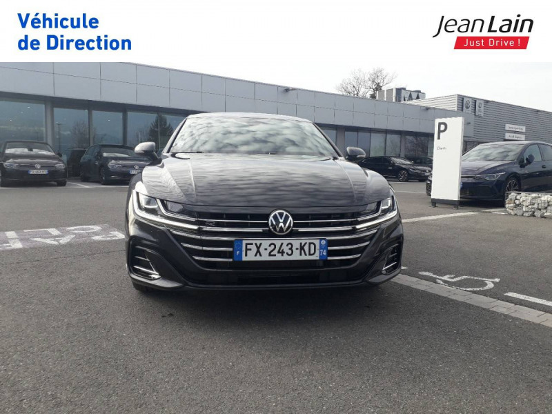 Volkswagen Arteon Arteon Shooting Brake 2.0 TDI EVO SCR 150 DSG7 R-Line 5p Gris occasion à Seynod - photo n°2