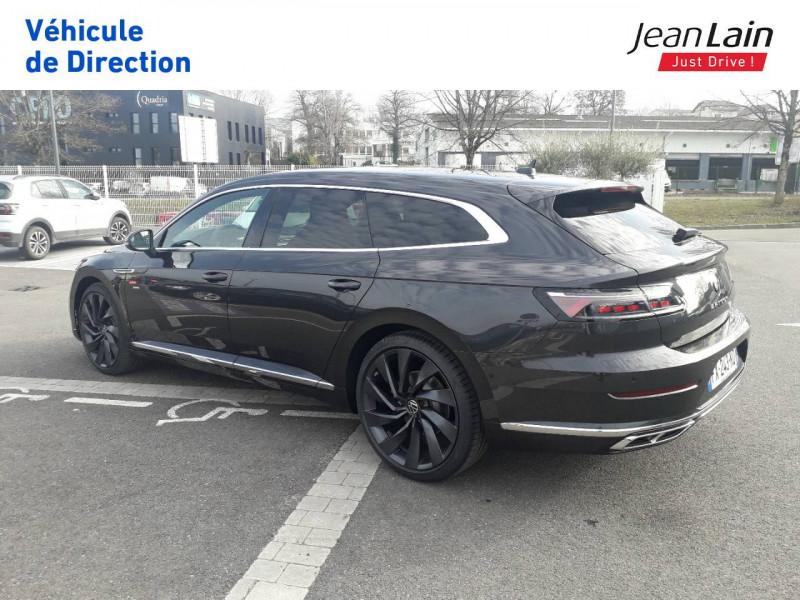 Volkswagen Arteon Arteon Shooting Brake 2.0 TDI EVO SCR 150 DSG7 R-Line 5p Gris occasion à Seynod - photo n°7