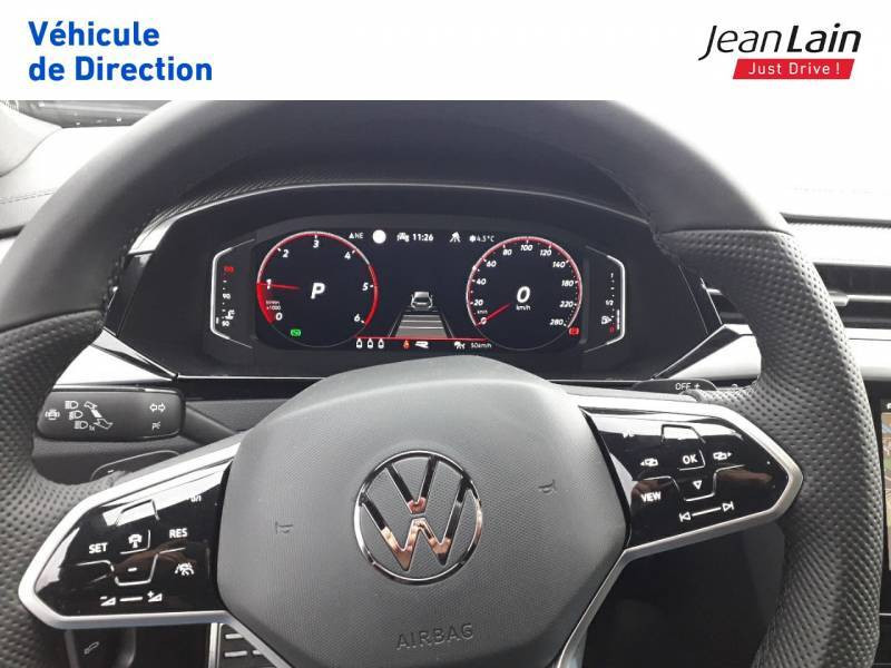 Volkswagen Arteon Arteon Shooting Brake 2.0 TDI EVO SCR 150 DSG7 R-Line 5p Noir occasion à Seynod - photo n°16