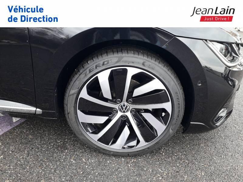 Volkswagen Arteon Arteon Shooting Brake 2.0 TDI EVO SCR 150 DSG7 R-Line 5p Noir occasion à Seynod - photo n°9