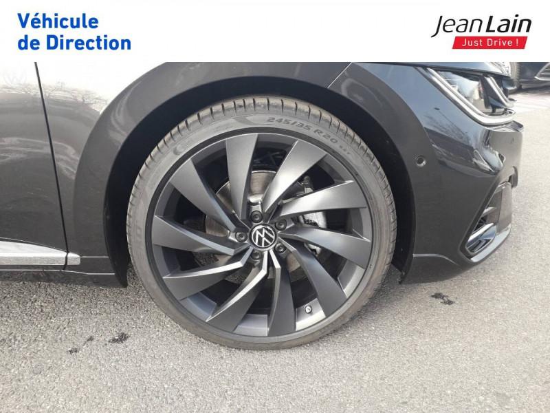 Volkswagen Arteon Arteon Shooting Brake 2.0 TDI EVO SCR 150 DSG7 R-Line 5p Gris occasion à Seynod - photo n°9