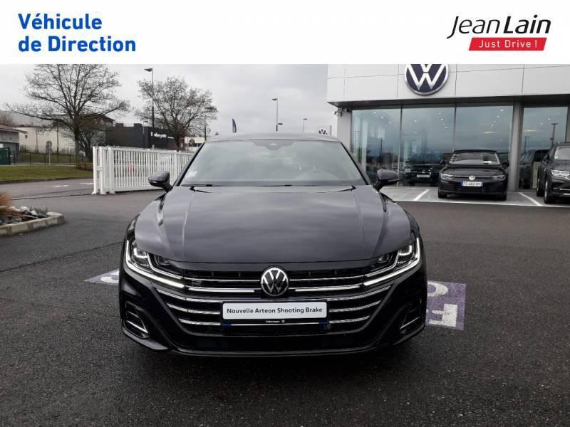 Volkswagen Arteon Arteon Shooting Brake 2.0 TDI EVO SCR 150 DSG7 R-Line 5p Noir occasion à Seynod - photo n°2