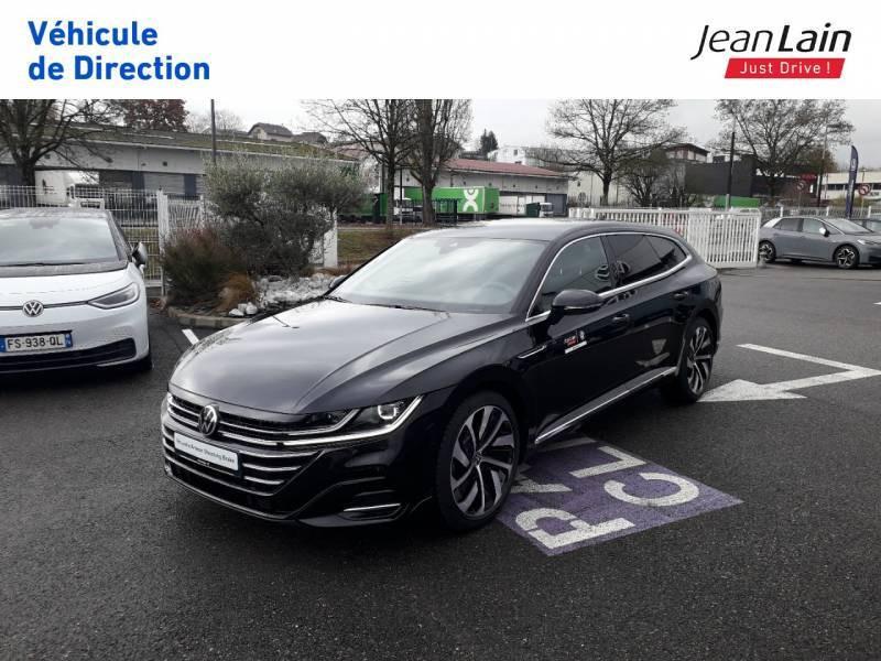 Volkswagen Arteon Arteon Shooting Brake 2.0 TDI EVO SCR 150 DSG7 R-Line 5p Noir occasion à Seynod